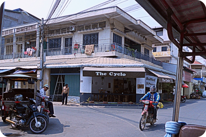 apad 126 the cyclo restaurant in phnom penh