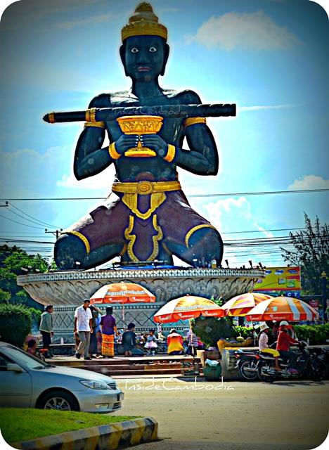 Lok Ta Dambang Stick King
