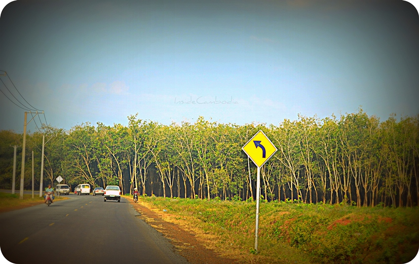Road to Ratanakiri