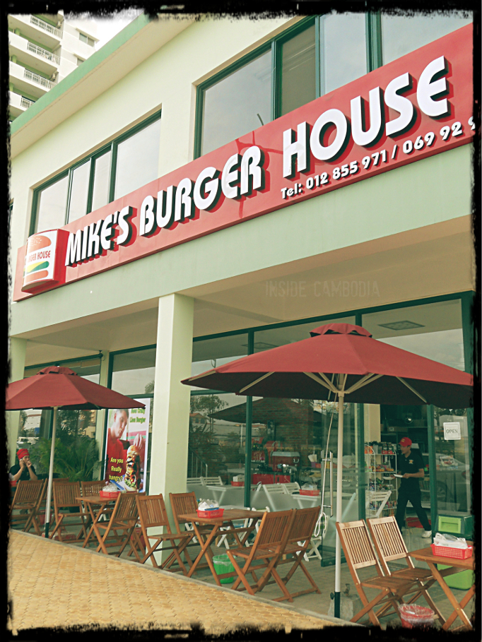 Mike's Burger House Camko City