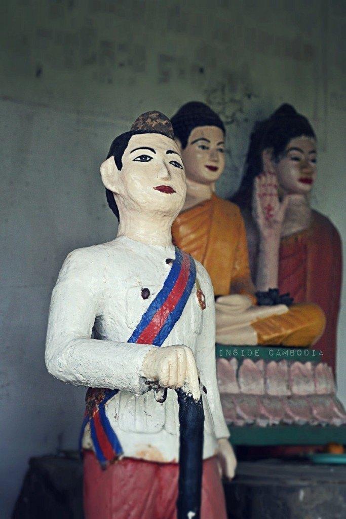 Cambodian wats