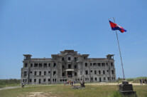 Our World Tuesday: Ruins of Bokor Palace Hotel