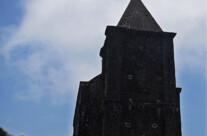 Wordless Wednesday: Abandoned church